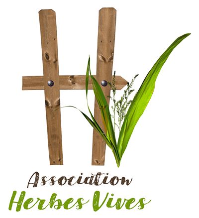 Le logo de l'association Herbes-Vives